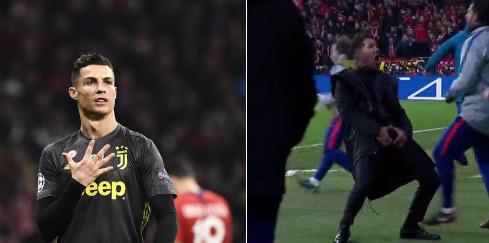 """Gestul lui Cristiano e gestul unui Madridista: """"Mandru de tine, CR7!"""""""
