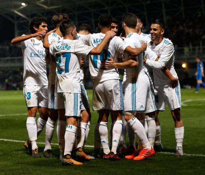 Real Madrid vs Fuenlabrada