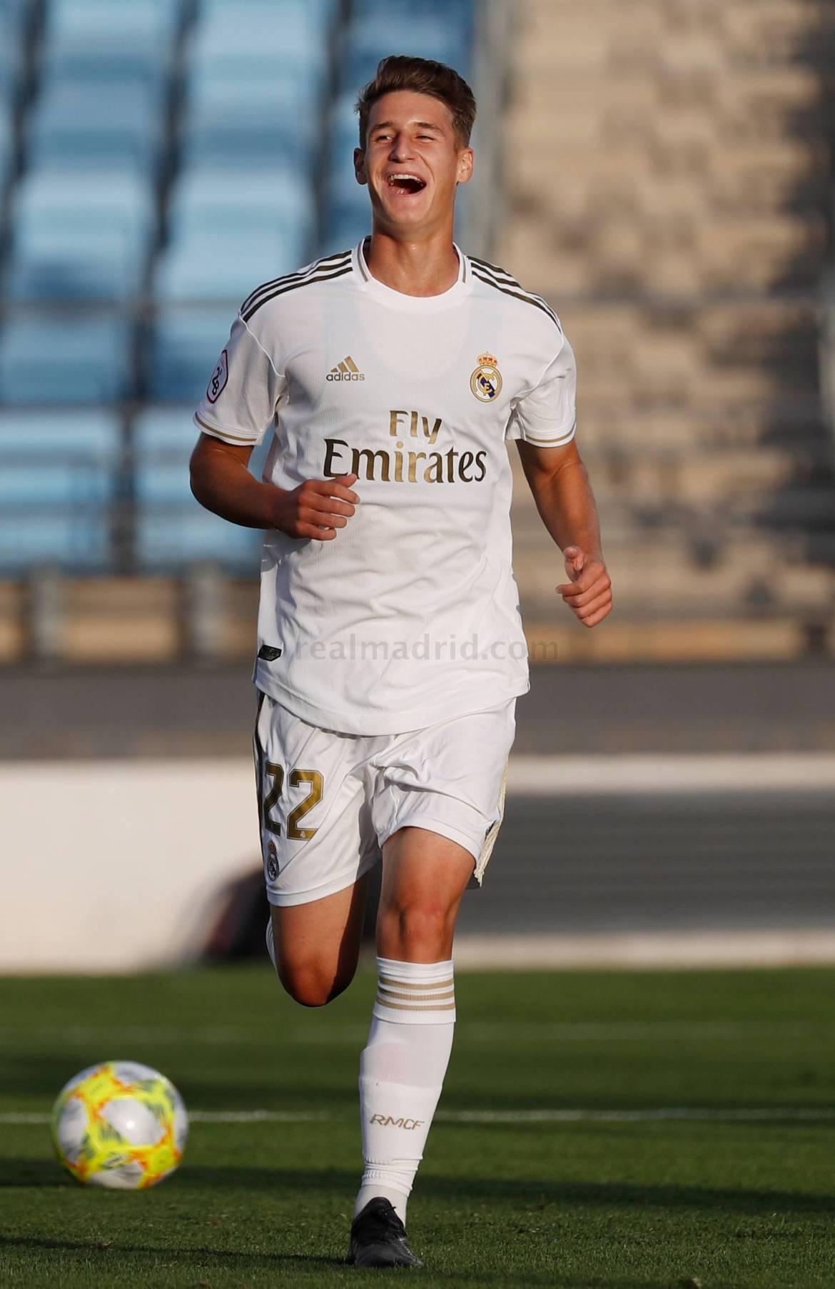 Baeza, Real Madrid Castilla