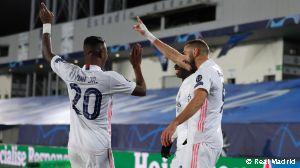 Real Madrid wird sein 30. Halbfinale des Europapokals ...