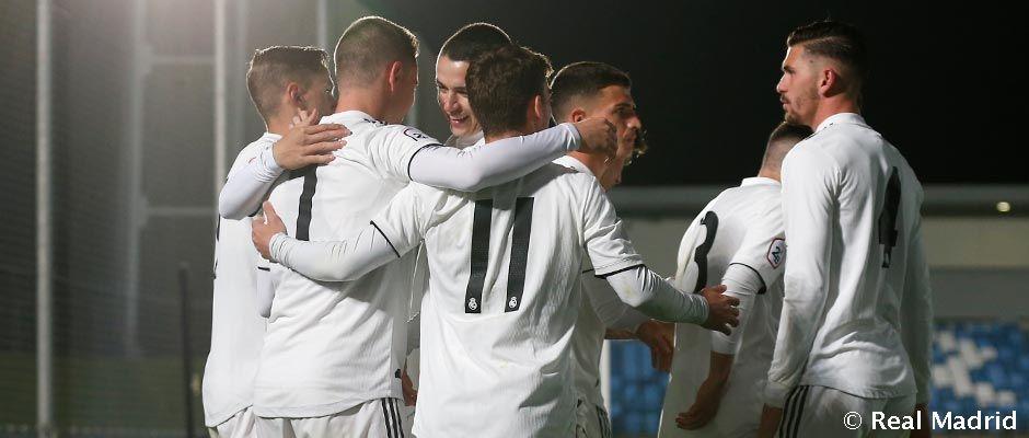 Real Madrid Castilla - La Fábrica