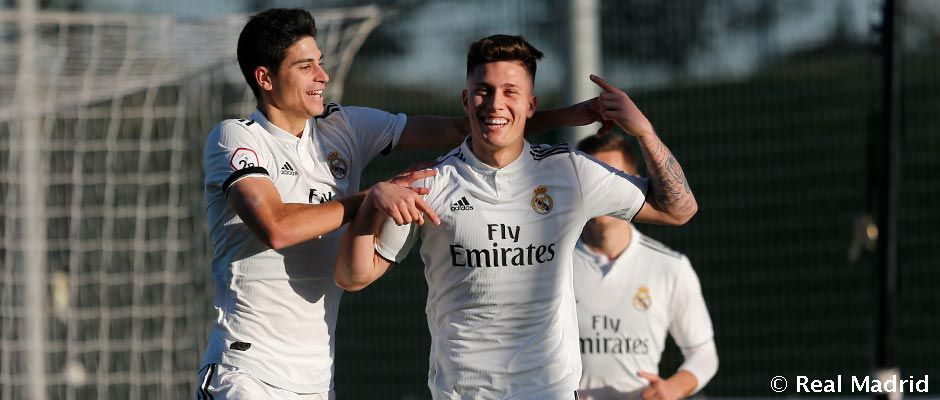 Real Madrid Castilla - La Fábrica - Cristo