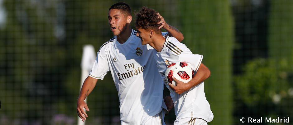 Juvenil A - debuta UEFA Youth League