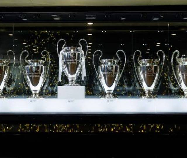 Real Madrids 2017 18 Champions League Fixtures