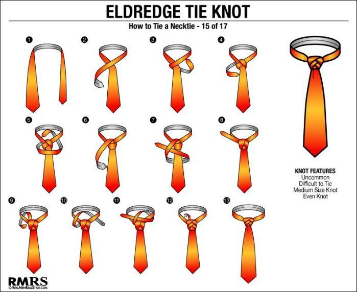 tie tying instructions