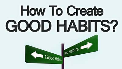 Image result for How change habit from bad to good