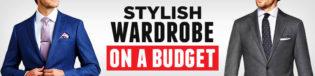 budget professional wardrobe