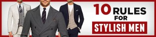 Essential Rules For Stylish Men