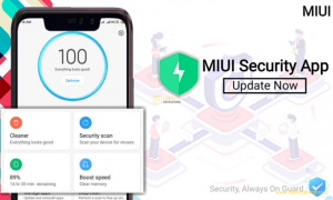 MIUI Security App