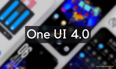 One UI 4.0 Update