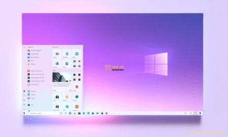 Windows 10 New UI