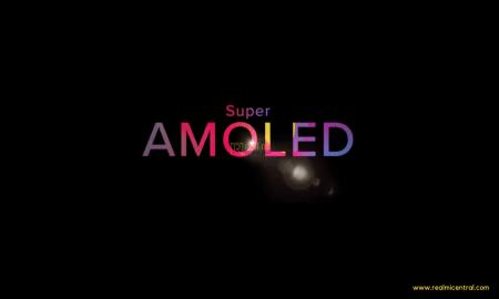 Redmi Note 10 Lineup Super Amoled Display