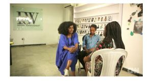Olajumoke and TY Bello