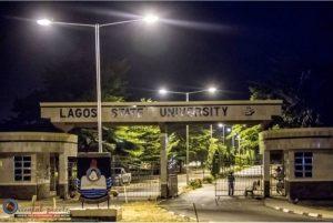 Lagos State University lasu