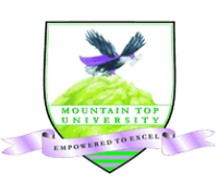 Mountain Top University (MTU) Clearance Requirements For New Students
