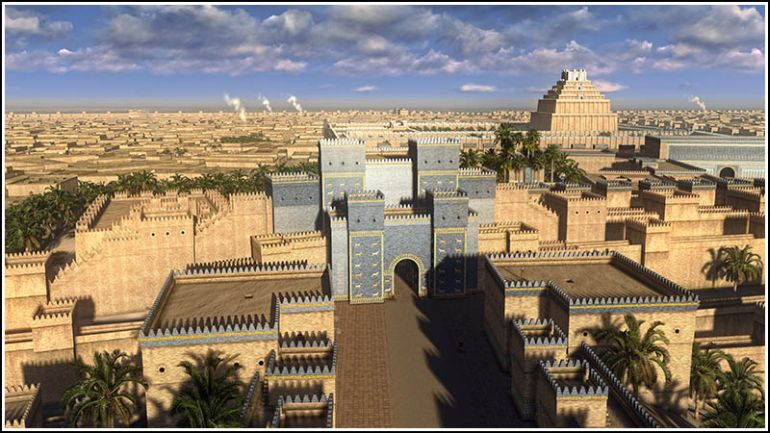 Gorgeous_3D_animation_Babylon_ancient_Mesopotamia_2