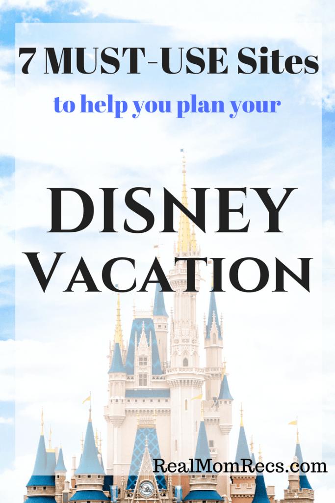 Disney Planning Resources