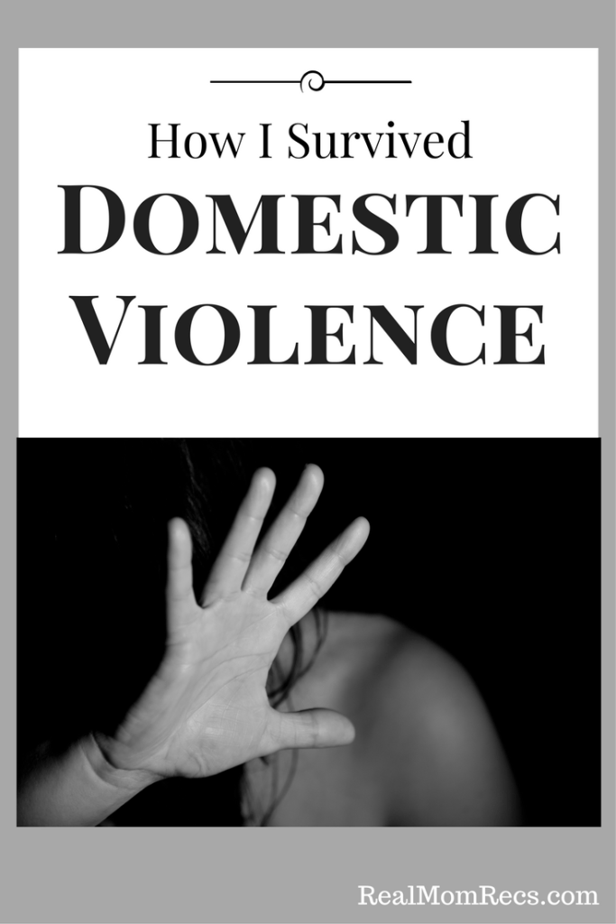 RealMomRecs Ask Me Anything: How I Survived Domestic Violence