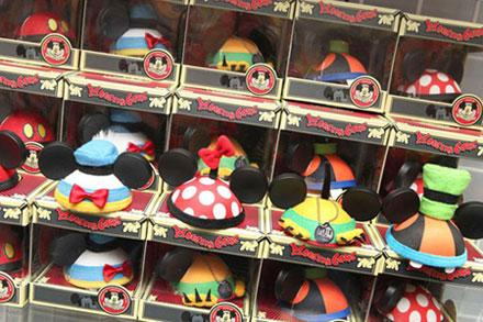 Disney Souvenirs Mickey Ear Hats