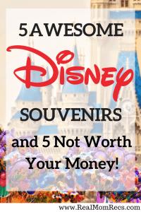 Disney souvenirs RealMomRecs