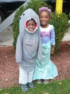 Halloween costumes for siblings