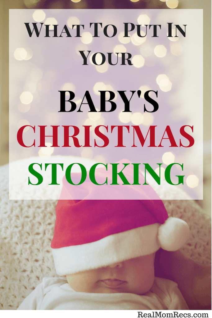 baby's Christmas stocking