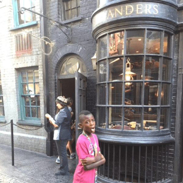 tips for visiting the wizarding world of Harry Potter