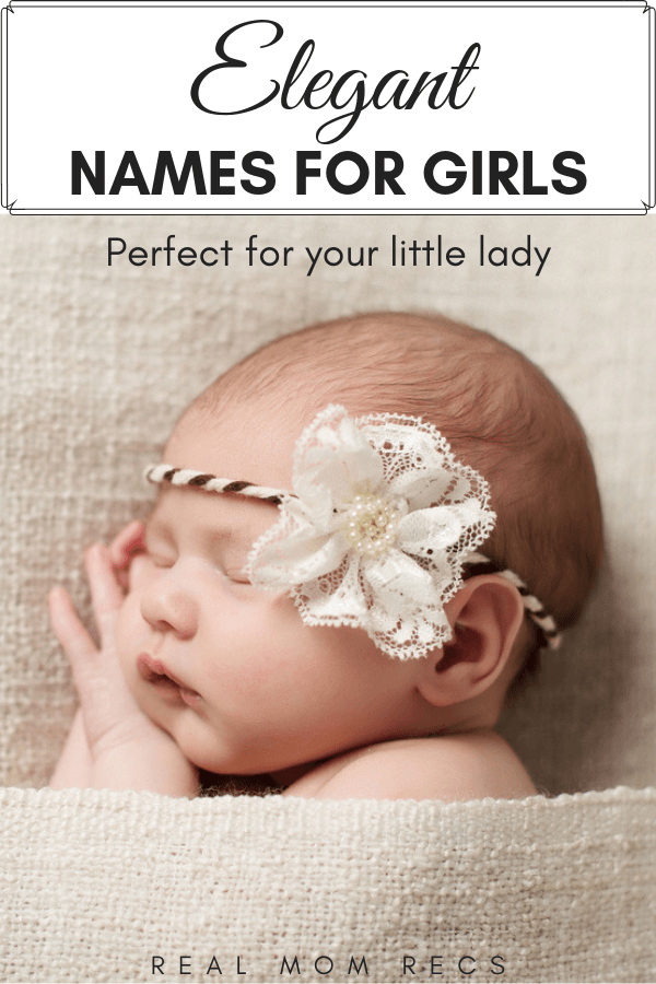 Elegant Names for Girls
