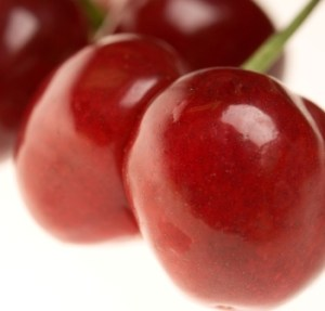 inflammation and cherries