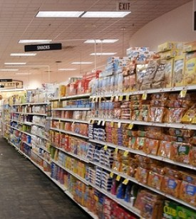 parabens in the food supply