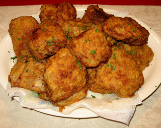 fried foods and prostate cancer