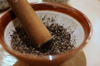 black sesame seed reduces blood pressure