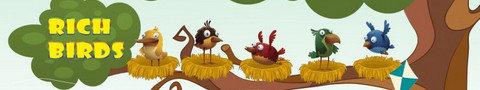 Зарабатывай на собственных яйцах или проектRich Birds