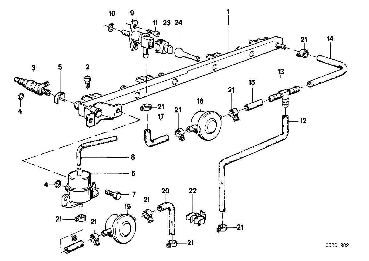 Wrg Bmw Fuel Pressure Diagram
