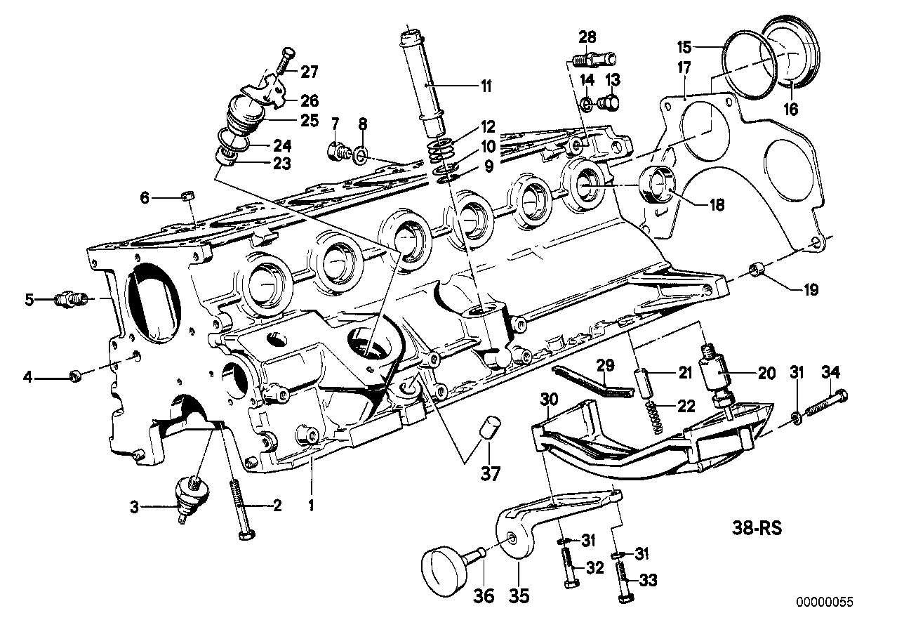 Bmw M10 Engine Diagram