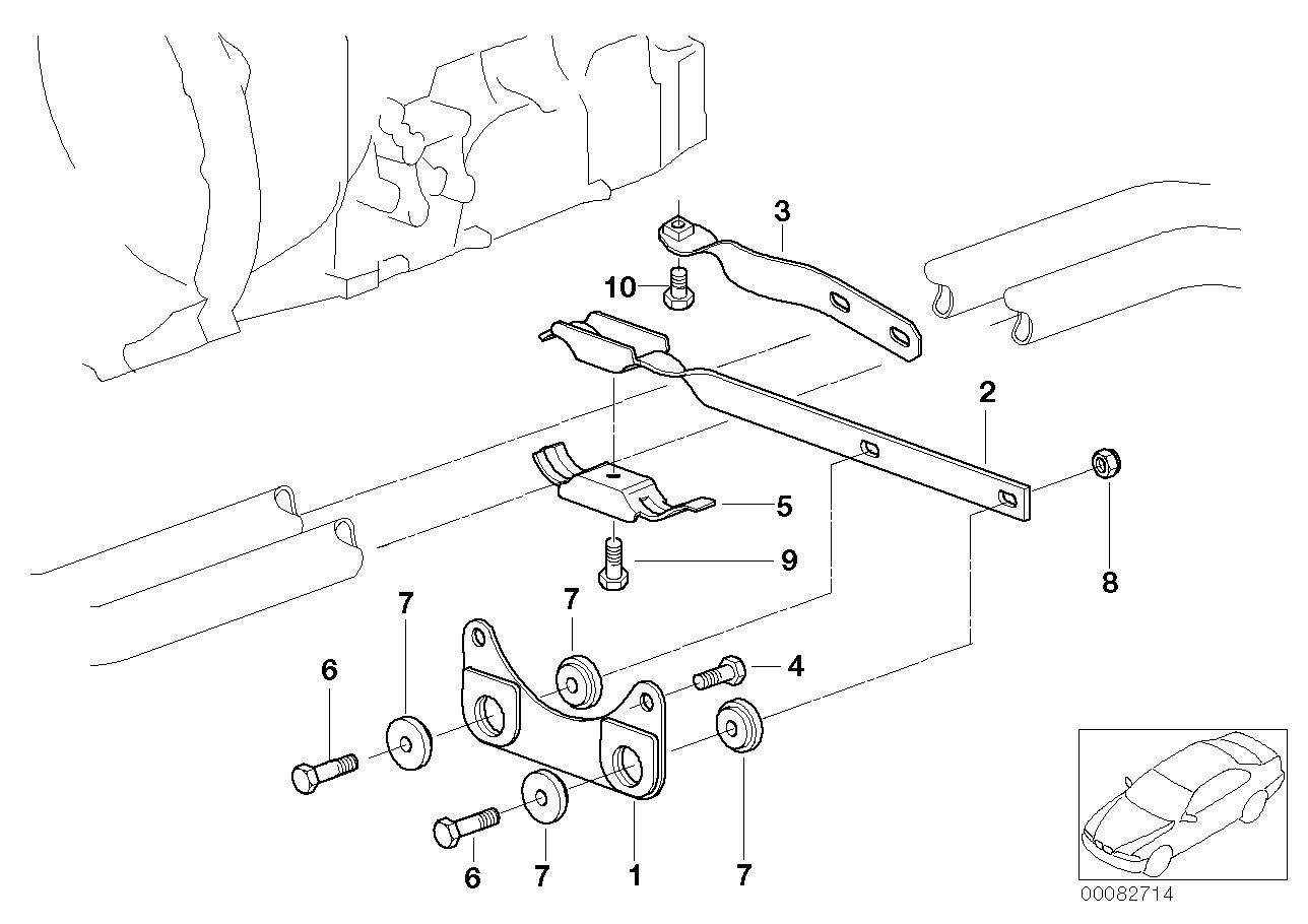 E46 parts diagram