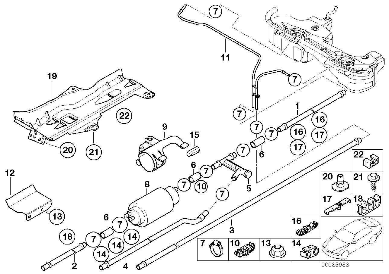 Bmw E46 M3 Fuel Pump Wiring Diagram Database