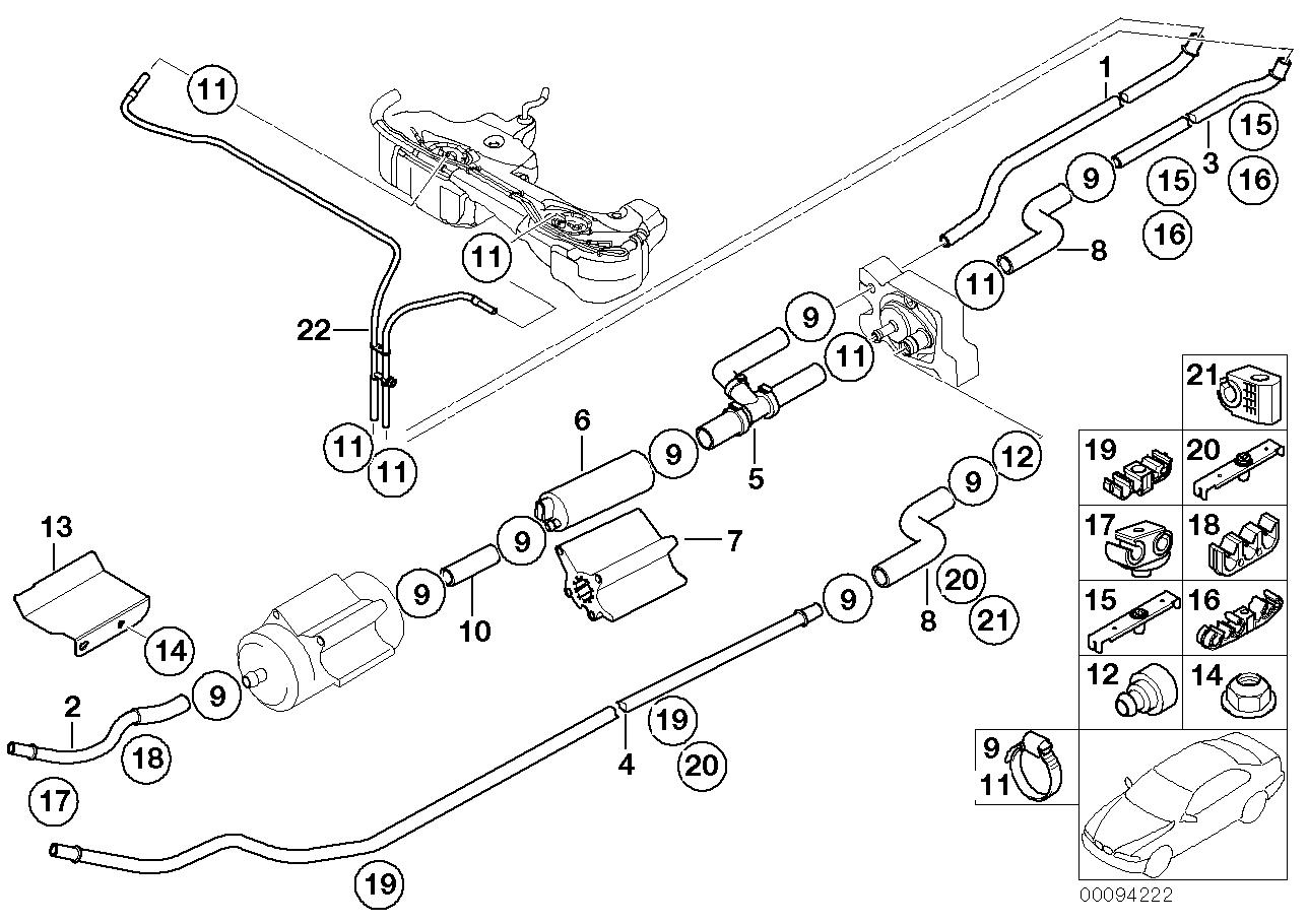 Bmw e46 brake pipes