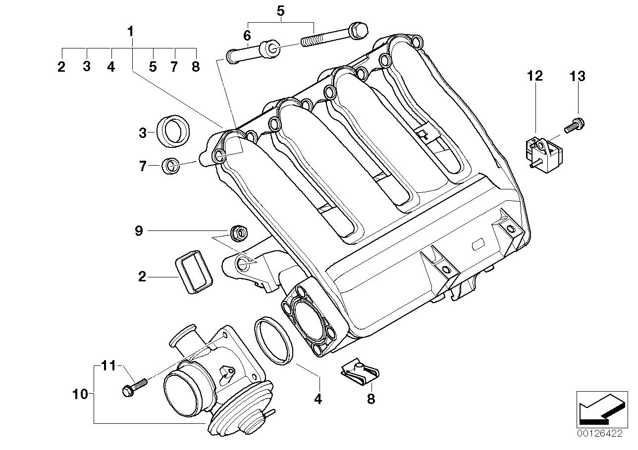 Bmw E46 Fuel System | Wiring Diagram Database