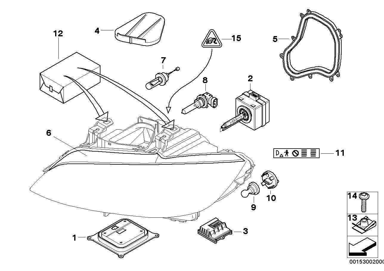 H8 Bulb Vehicle