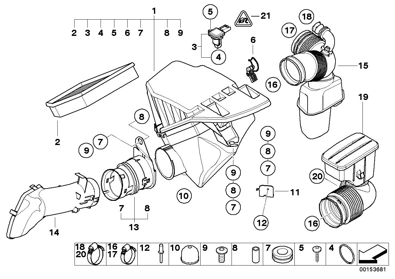 Bmw 5 Series E60 61 Factory Manual