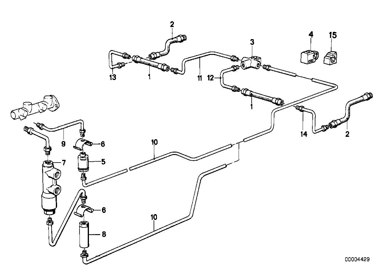 Wrg Bmw Brakes Diagram