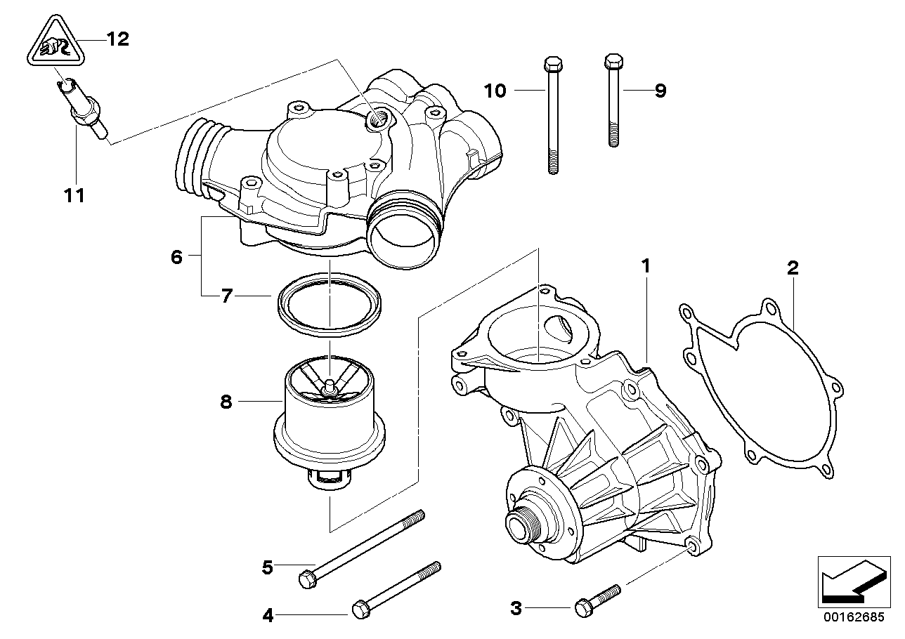 Bmw Parts Diagram E39