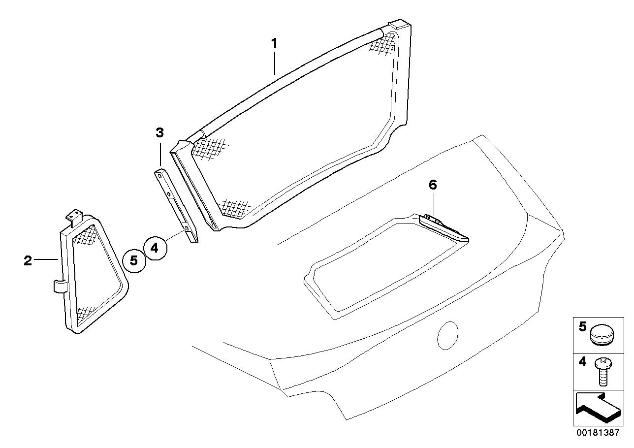 Bmw 3 series bmw z4 parts diagrams realoem online bmw parts catalog