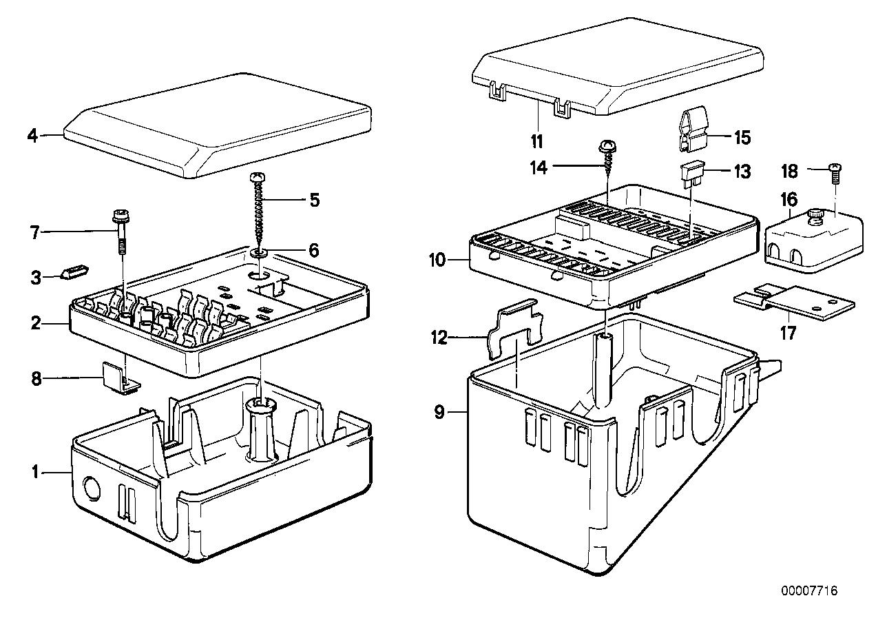 Bmw M6 Fuse Box