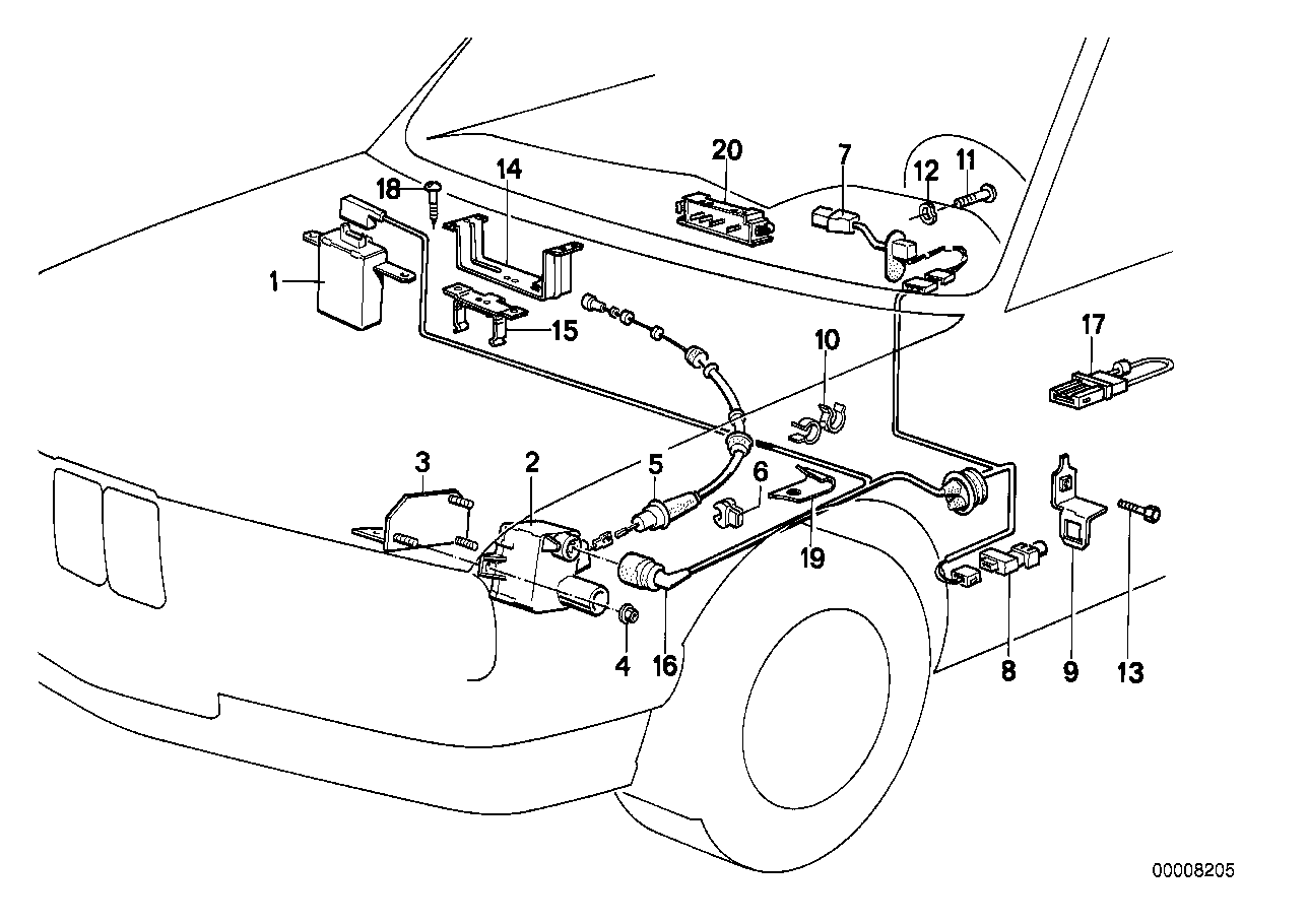 Realoem online bmw parts catalog traction control diagram cruise control circuit diagram bmw cruise control