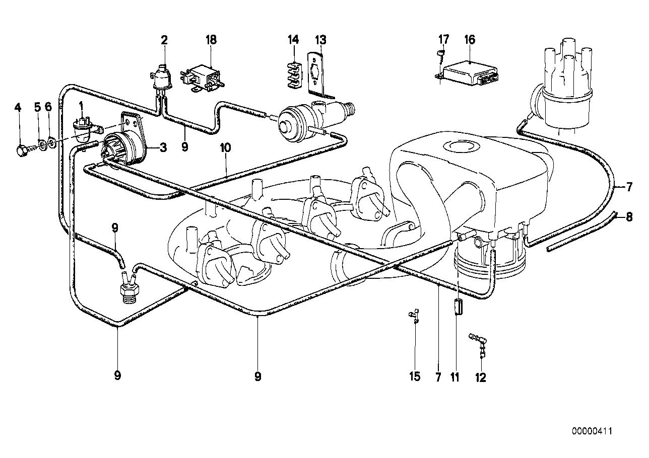 Bmw E46 Intake Hose Diagram