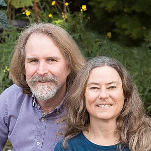 David Montgomery and Anne Biklé