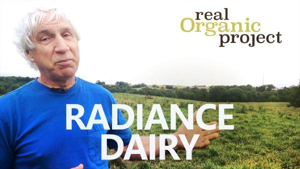 Francis Thicke Radiance Dairy Iowa