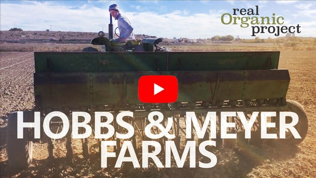 hobbs and meyer farm know your farmer video link